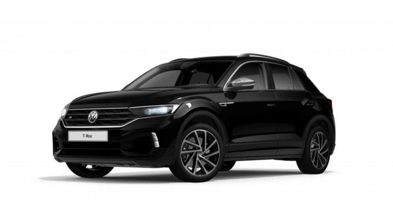 Volkswagen T-Roc r precio y especificaciones
