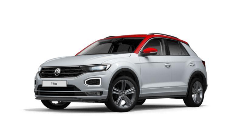 Volkswagen T-Roc r-line precio y especificaciones