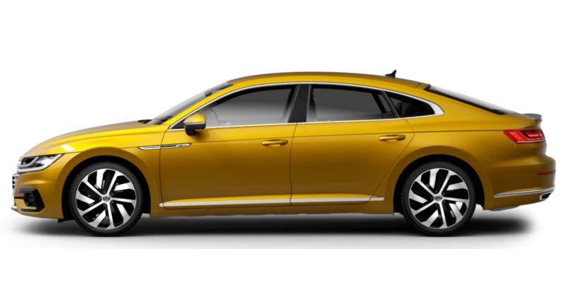 Medidas Volkswagen Arteon