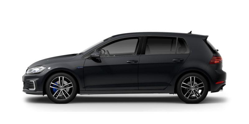 Medidas Volkswagen Golf GTE