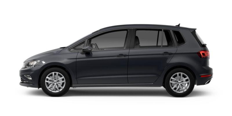 Medidas del Volkswagen Golf Sportsvan