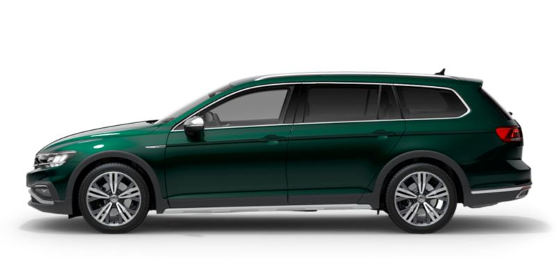 Medidas Volkswagen Passat Alltrack