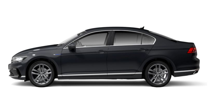 Medidas Volkswagen Passat GTE