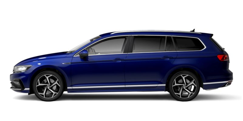 Medidas Volkswagen Passat Variant