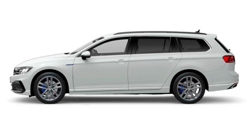 Medidas Volkswagen Passat Variant GTE
