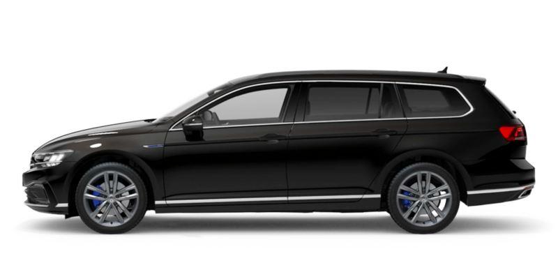 Medidas Volkswagen Passat GTE Variant