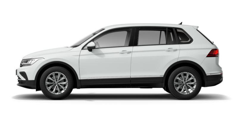 Medidas Volkswagen Tiguan