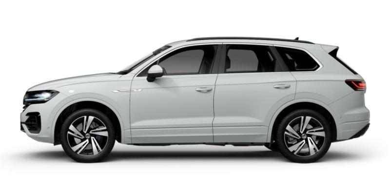 Medidas Volkswagen Touareg