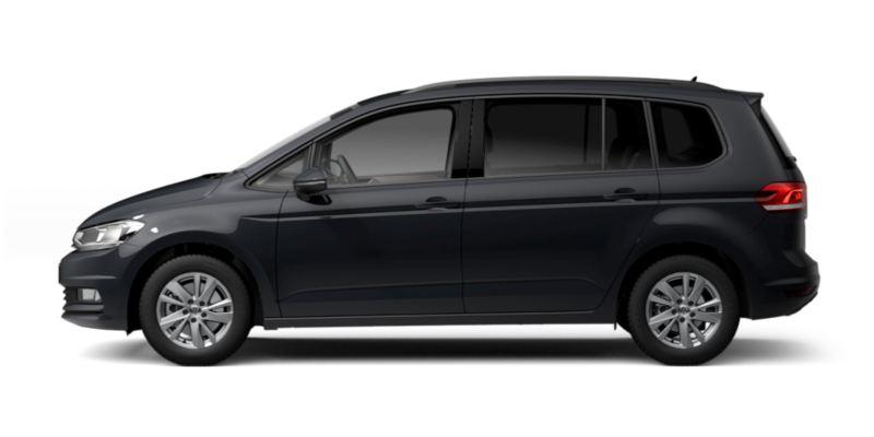 Medidas del Volkswagen Touran
