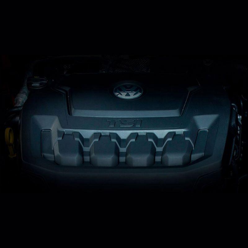 Motor de gasolina TSI del Volkswagen Arteon