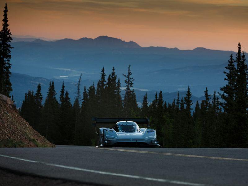 El récord del Volkswagen ID.R en Pikes Peak Hill Climb, 2018