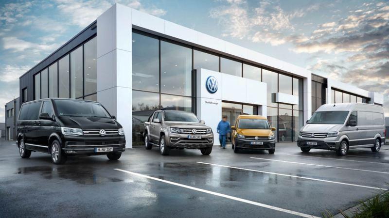 Concesionarios VW Unidades Móviles de Servicio