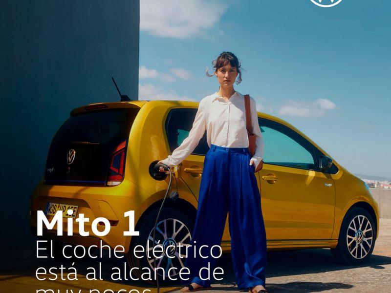Mito 1 coche eléctrico