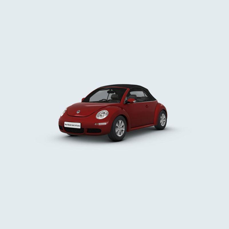 Beetle Cabriolet 1998-2001 model