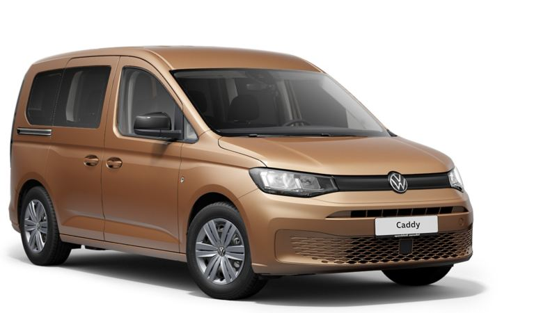 VW The new Caddy offers