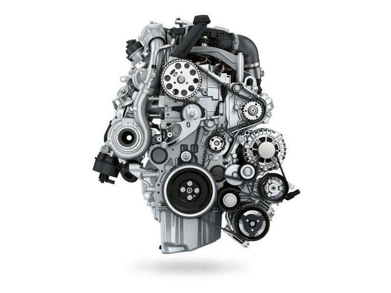 Transporter T6.1 engine