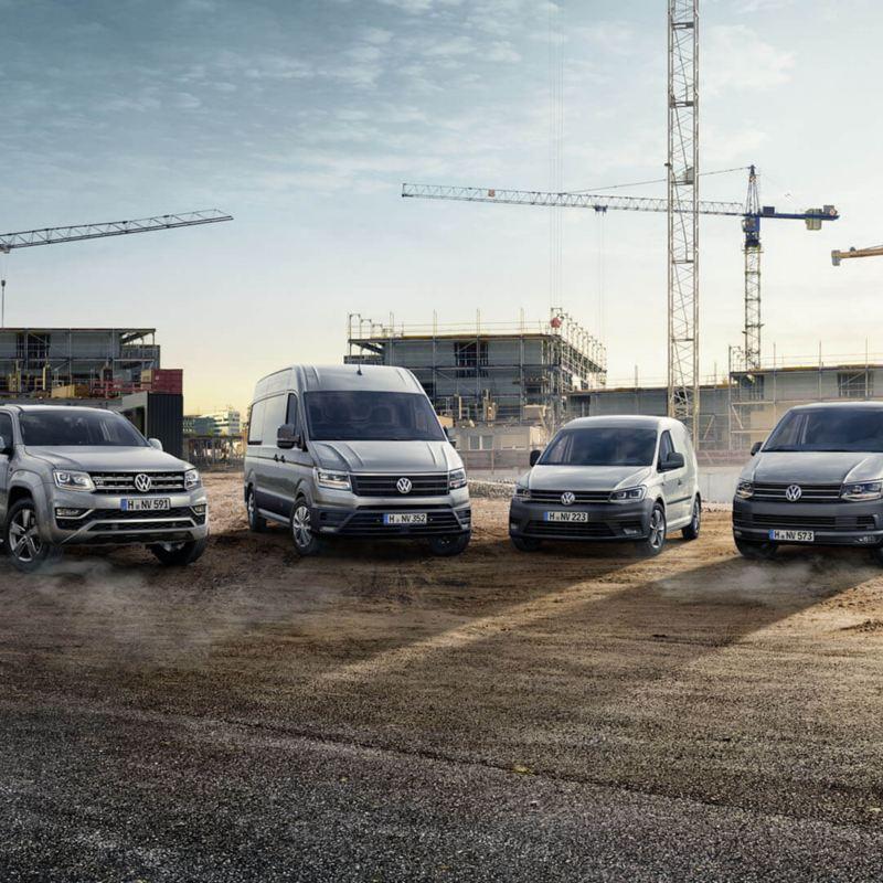 Volkswagen Comerciais