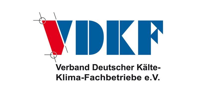 Das Logo des Verbands deutscher Klimafachbetriebe.