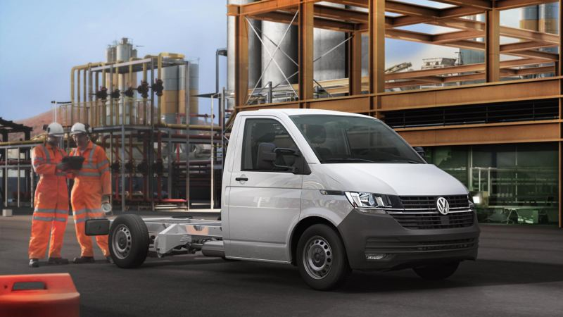 Volkswagen Transporter 6.1 Chasis Cabina