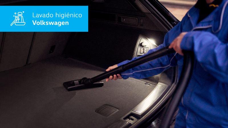 Lavado y sanitización de tu vehículo