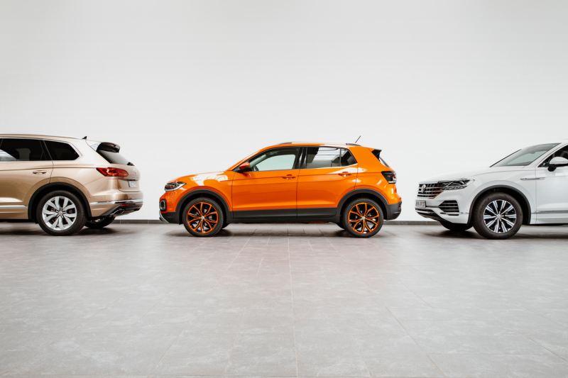 Vehículos de ocasión Volkswagen Canarias