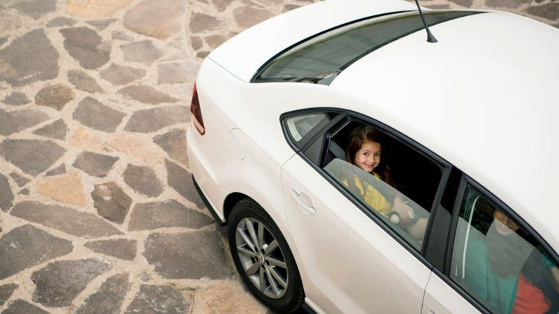 Vento 2020 el auto familiar equipado con seguridad para niños