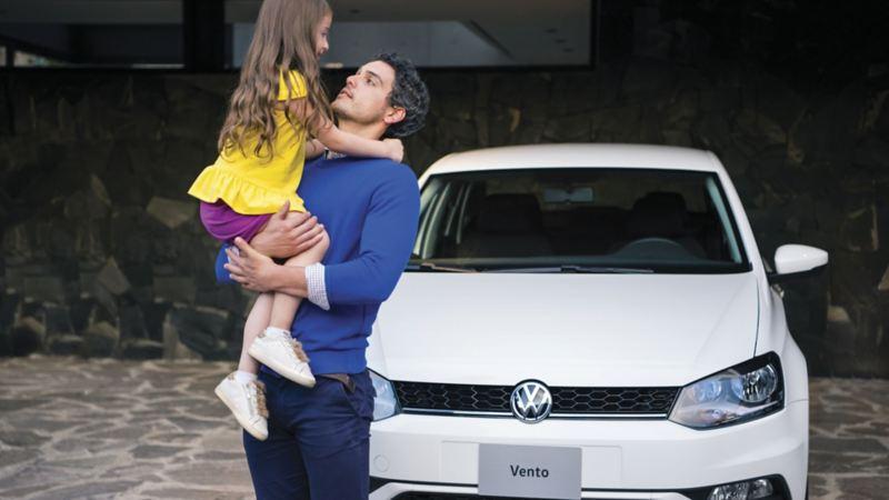 Nuevo Vento 2020, el auto familiar de Volkswagen