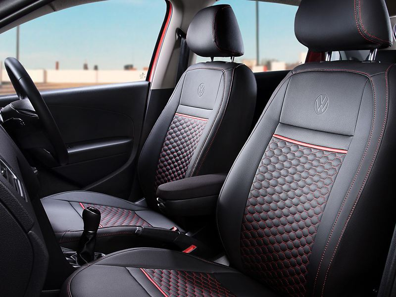 Vento Turbo Edition Seat Covers