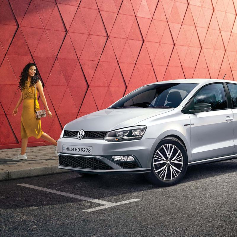 Volkswagen Vento Turbo edition
