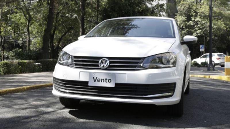Vento 2020 - El carro más seguro de Volkswagen