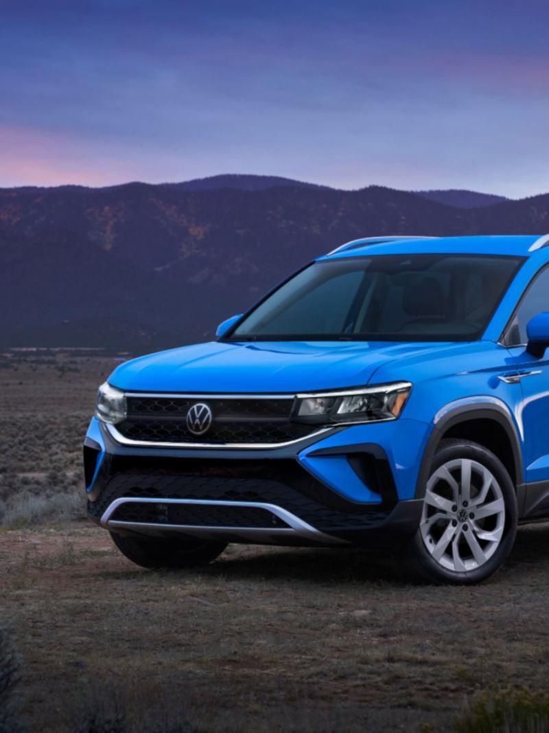 VW Taos - Conoce las versiones y precios del nuevo SUV compacto de Volkswagen