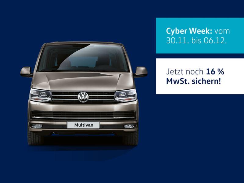Cyber Week: Nur noch bis zum 06.12.