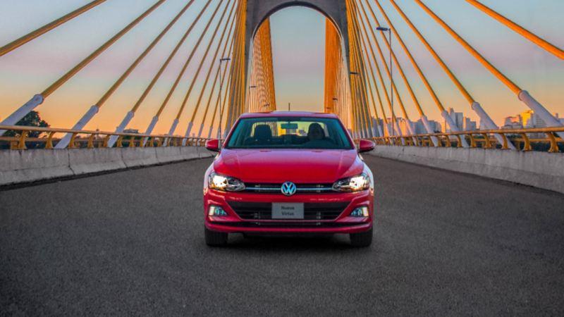 Virtus 2020 - Compra un auto nuevo Volkswagen para mayor seguridad e higiene