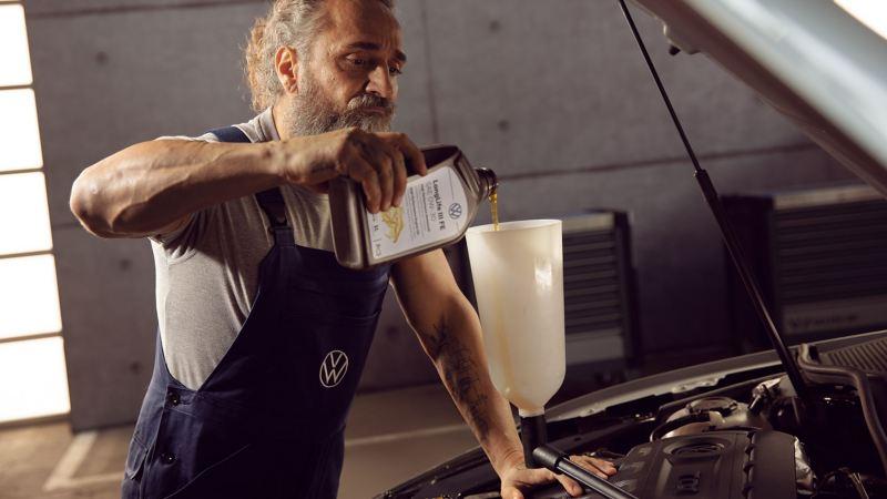 Viscosidad de Aceite de Motor - Qué significa, cómo leerla y la temperatura adecuada