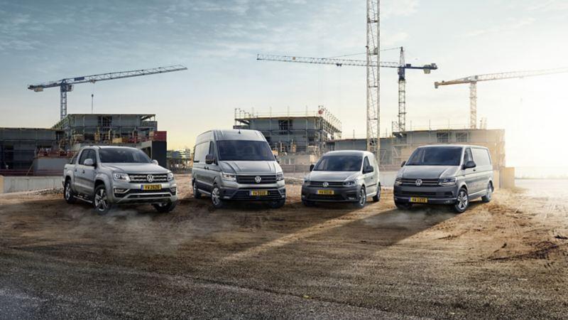 Tout sur Volkswagen Utilitaires