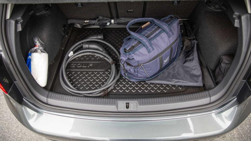 Bagasjeromsmatte tilbehør til Volkswagen e-Golf