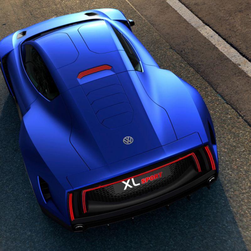 Auto eléctrico ID. Vizzion de Volkswagen - Conoce los autos concepto de VW