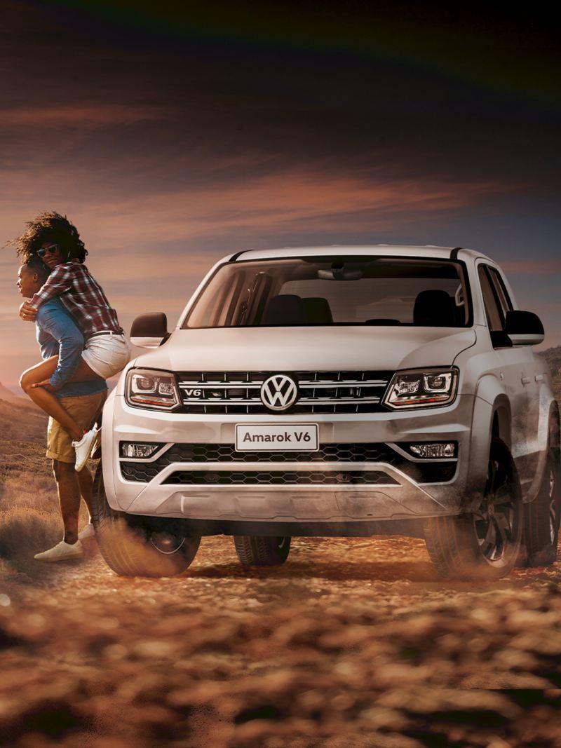 Volkswagen Amarok Tecnología