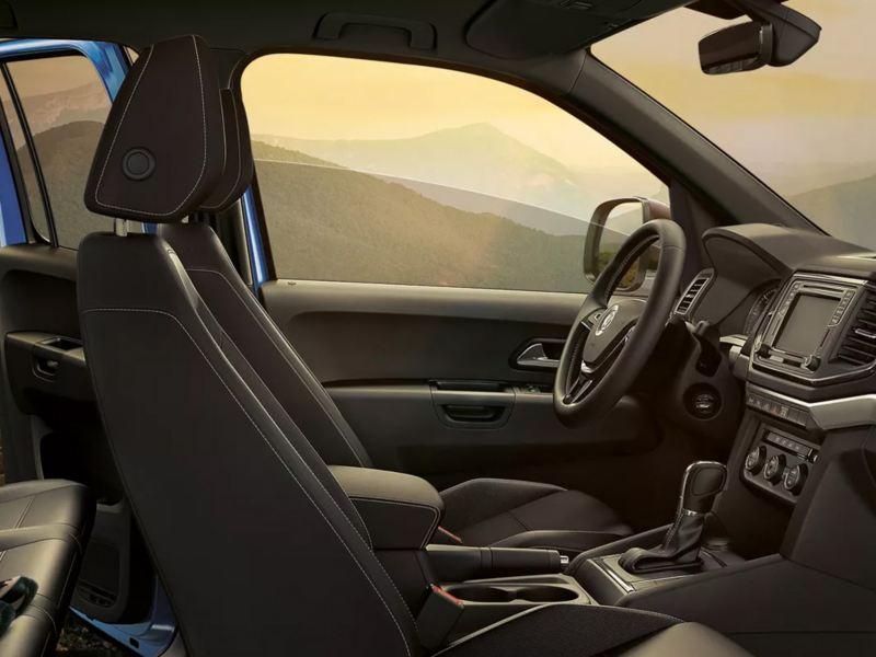 Volkswagen Amarok ergoComfort