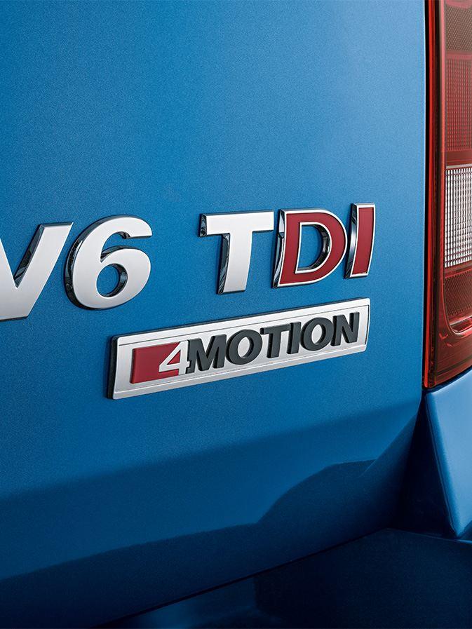 Volkswagen Amarok motor 3.0 V6