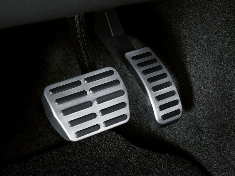 Volkswagen Amarok Pedales deportivos