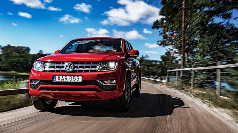 Volkswagen Amarok V6 Highline TDI Automat