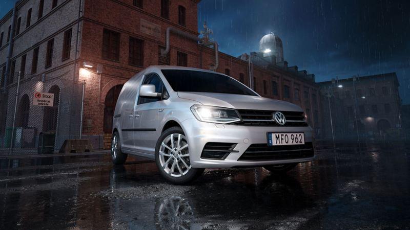 Volkswagen Caddy Skåp