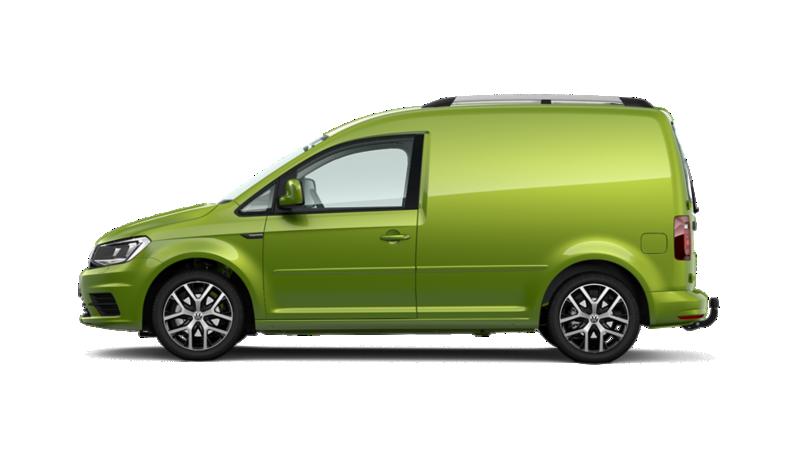 Frilagd VW Caddy Venom Edition
