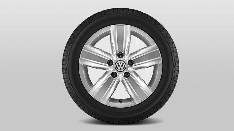 Lättmetallfälgar Caloundra från Volkswagen transportbilar