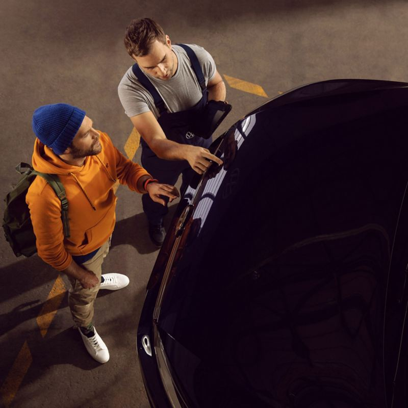 Cupón para Servicio de carrocería y pintura Volkswagen