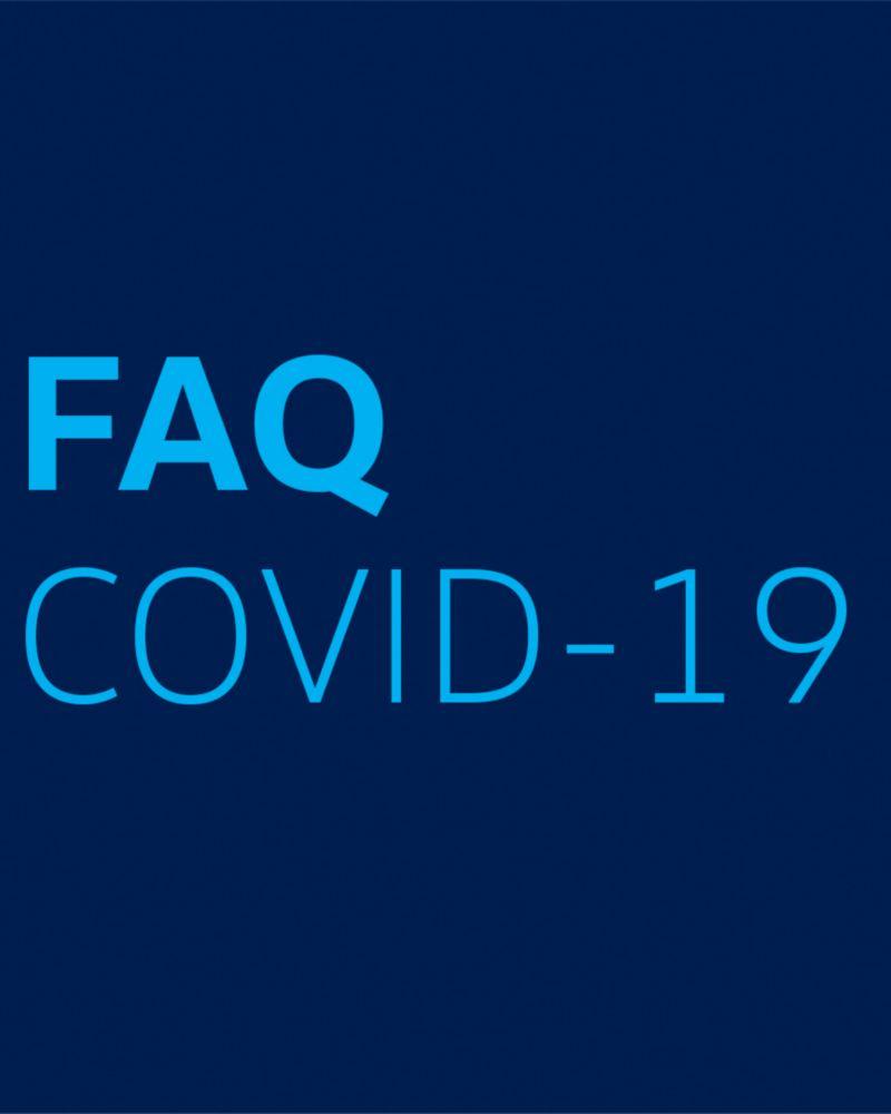 FAQ COVID-19 de Volkwagen Canada