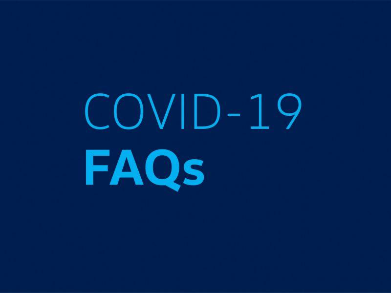 Volkswagen Canada COVID-19 FAQs