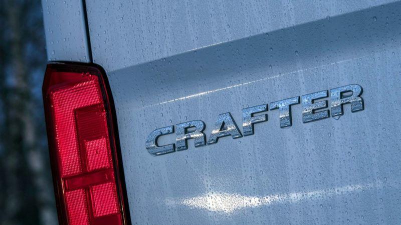 Volkswagen Crafter emblem