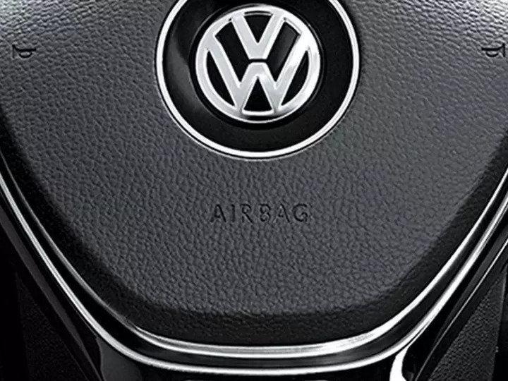 Volkswagen Crafter Panel Doble airbag